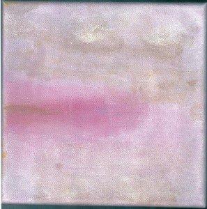 Eve - acrylique sur toile, 20X20 dans Encres Collages Oeuvres plastiques Graphismes eve-297x300